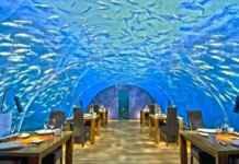 Underwater-Restaurant-Maldives