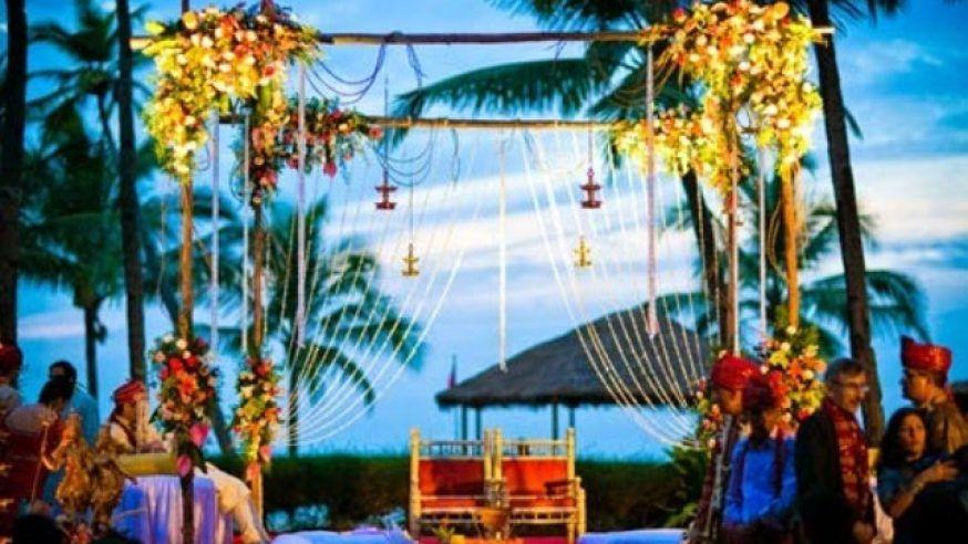 5 Places For An Amazing Destination Wedding