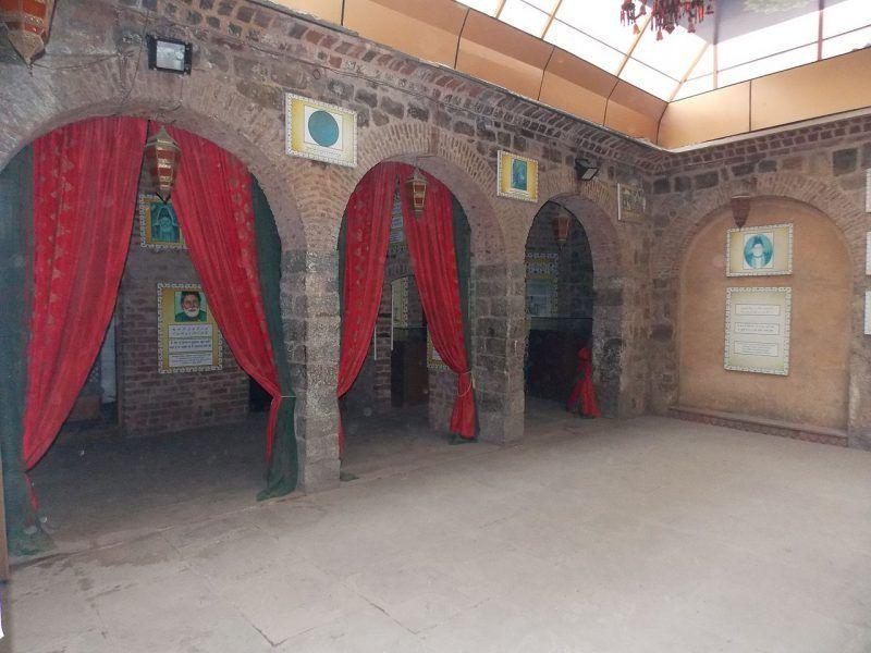 Mirza ghalib ki haveli