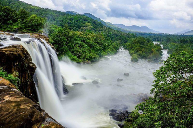 Athirappilly Falls, Kerela