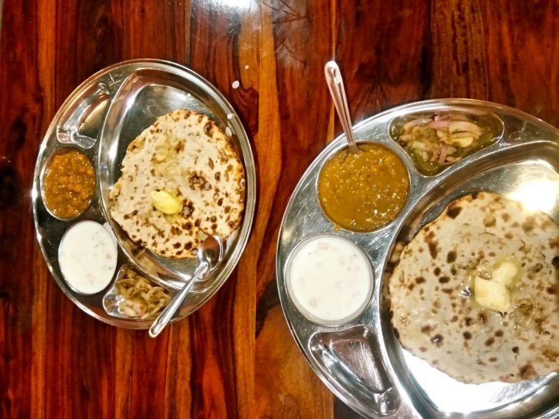 Baljeet's Amritsari Koolcha