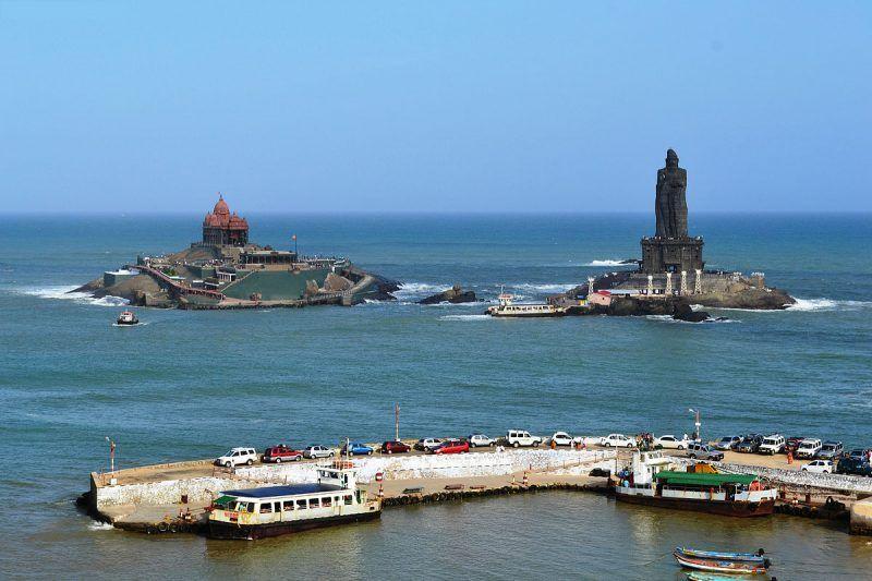 Kanyakumari, Tamil Nadu, source- wikipedia