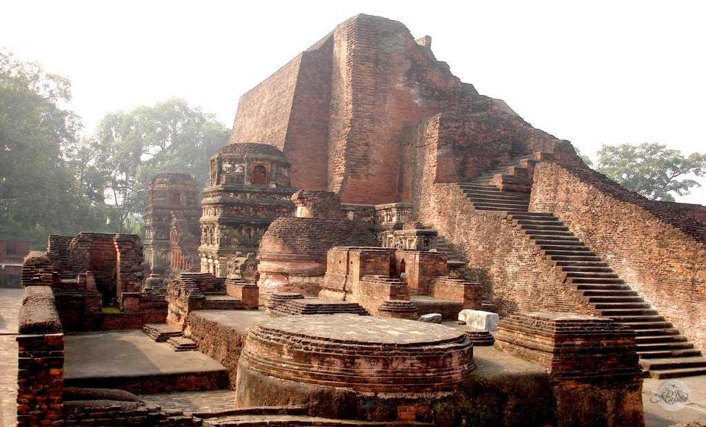 Nalanda University, source- Holidify