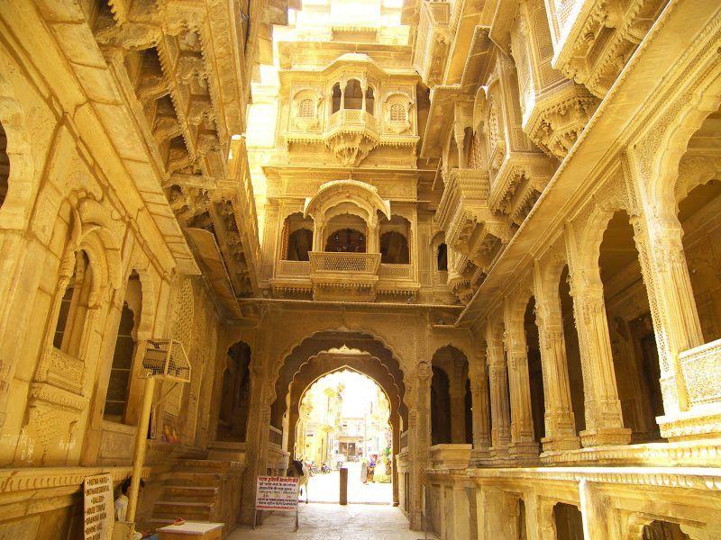 Patwon Ki Haveli Jaisalmer
