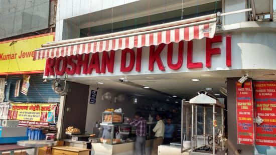 Roshan Ki Kulfi, Karol Bagh