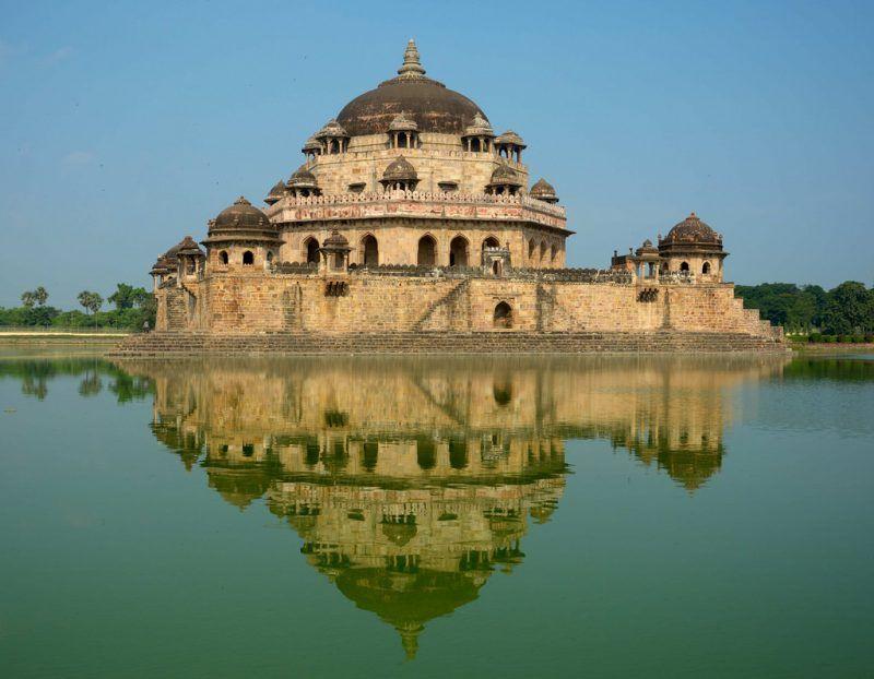 Sher Shah Suri Tomb, Sasaram, source- flickr