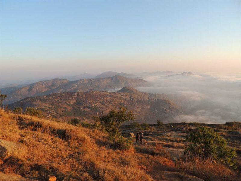 Skandagiri hills, source- trip advisor
