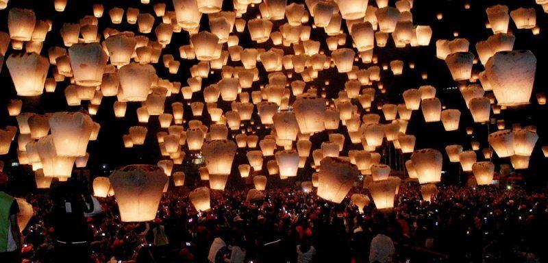 Taiwan Lantern Festival, credits- www.eventaiwan.tw