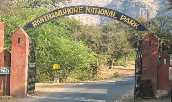 Ranthambore-Park