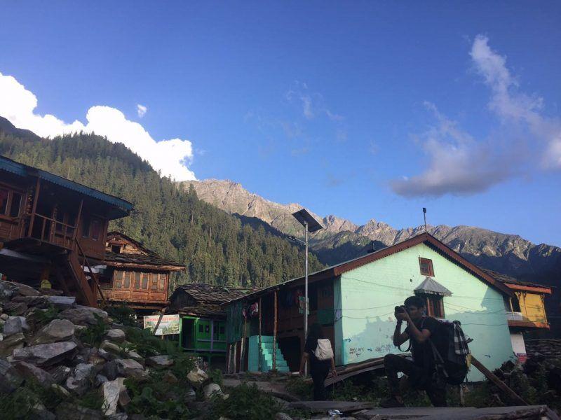 Garhan Village