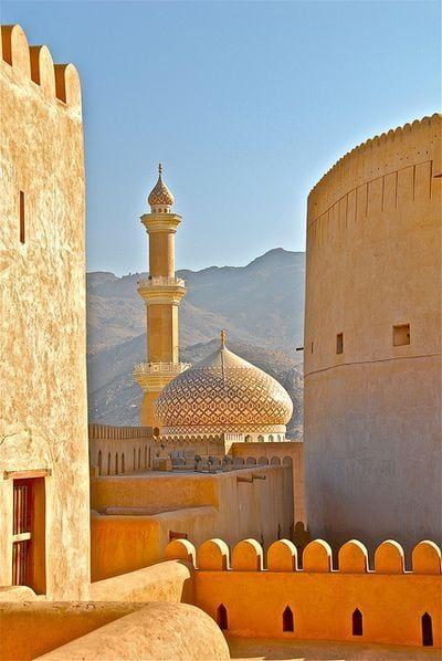 Oman Architecture