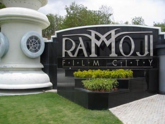 Ramoji Film City Haunted