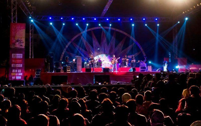Udaipur World Music Festival