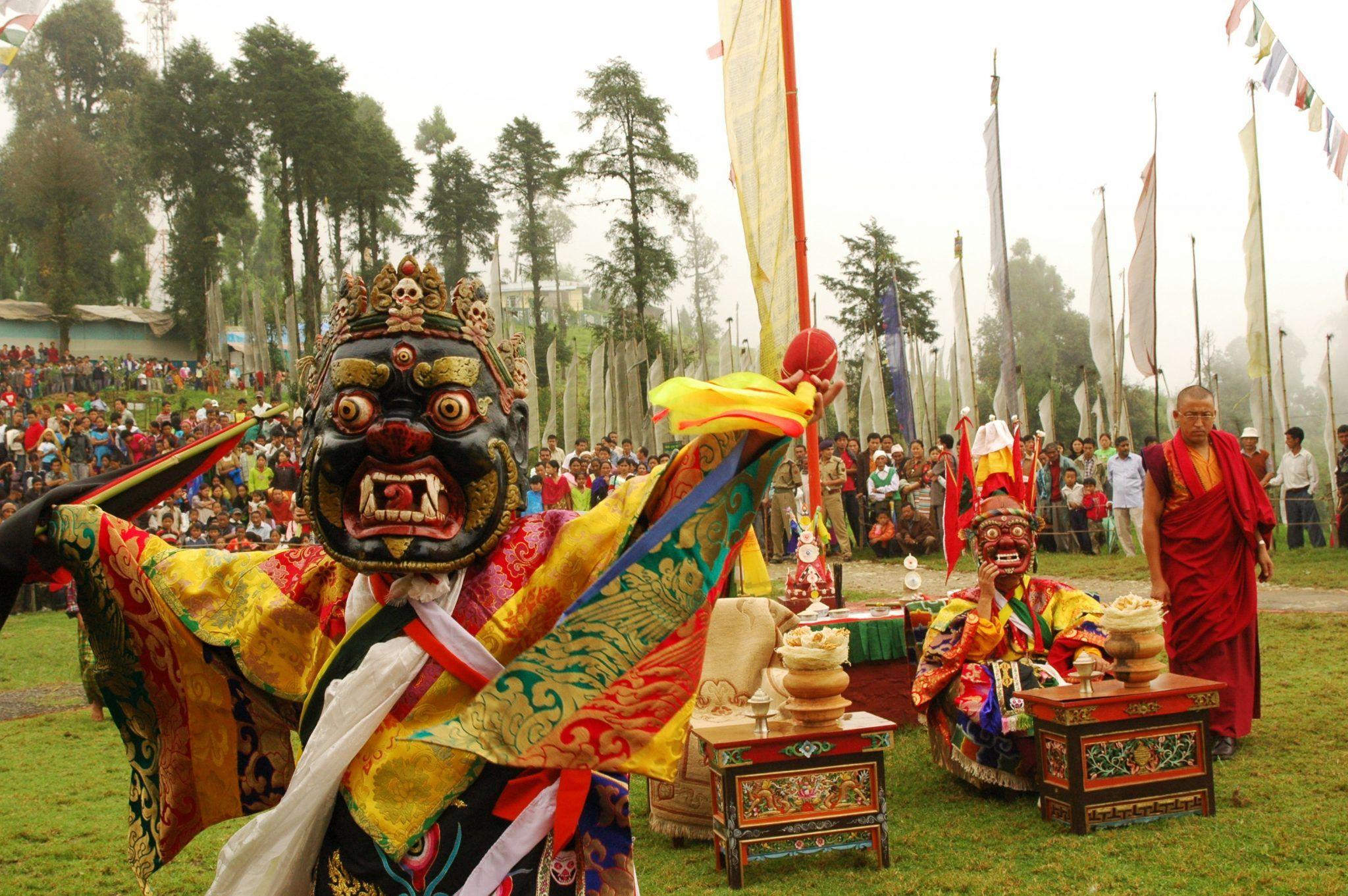 Festivals in Sikkim