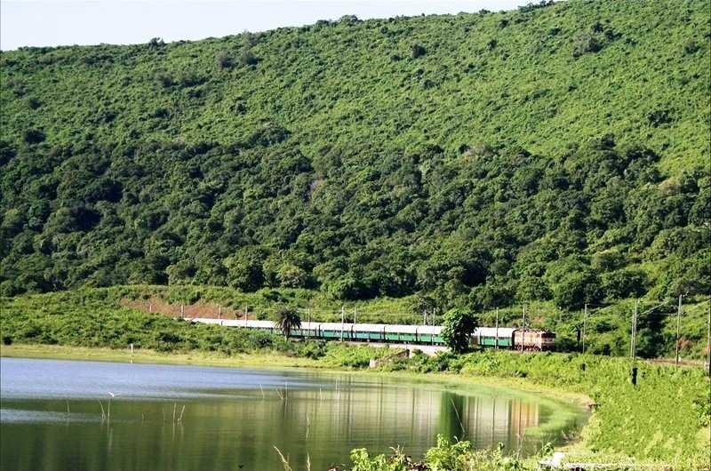 Eastern Ghat's amazing views