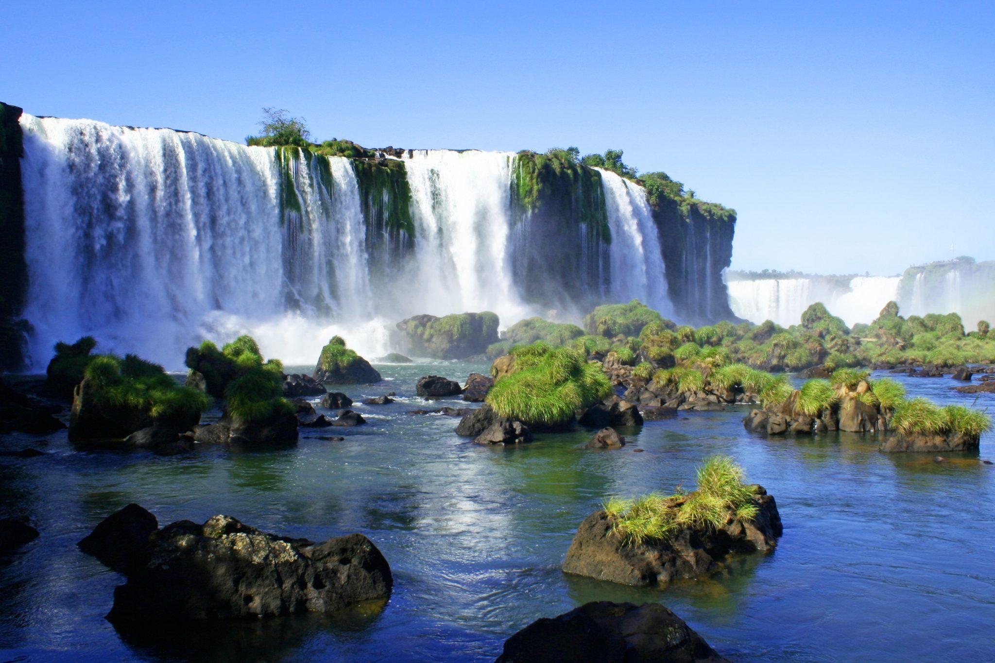 Iguazu National Park, Argentina-Brazil