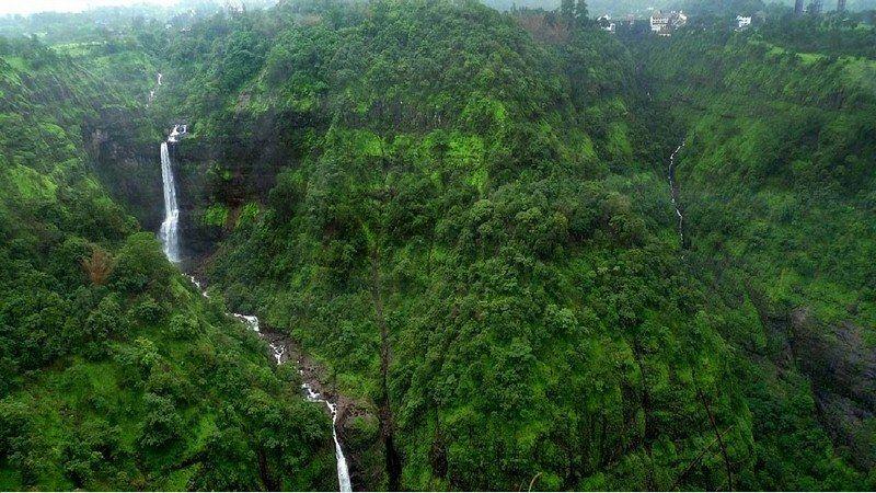 Kune Falls, Pune