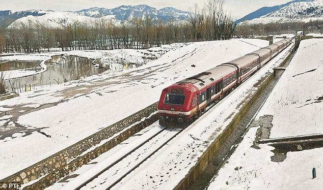The Kashmir Valley Railway