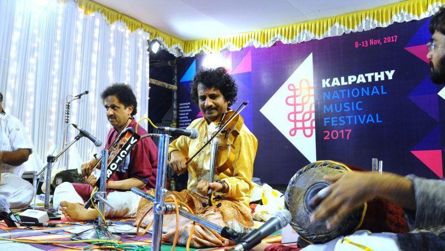 Carnatic Music Festival: An initiative to promote Kerala Tourism