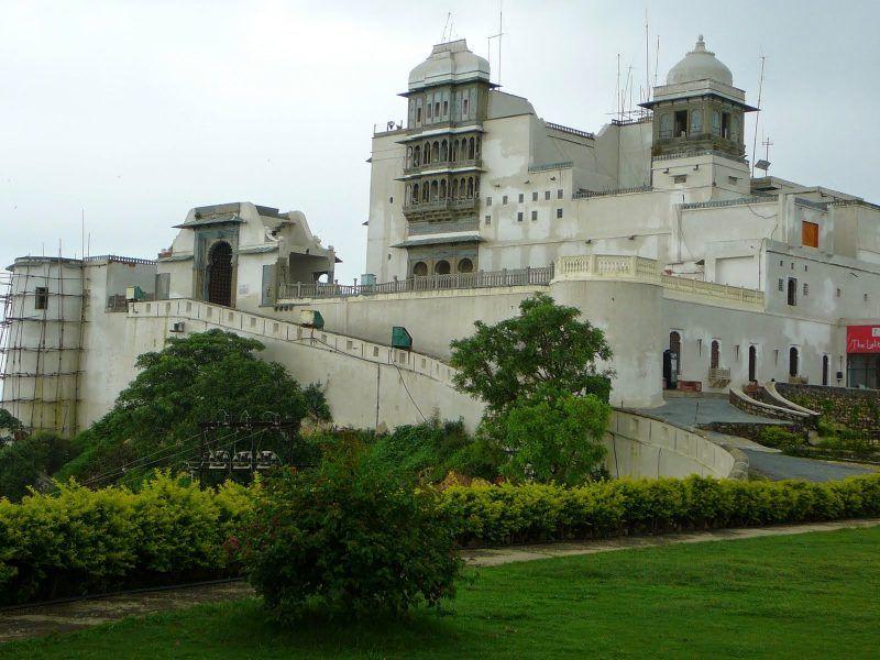 Sajjan Garh Palace