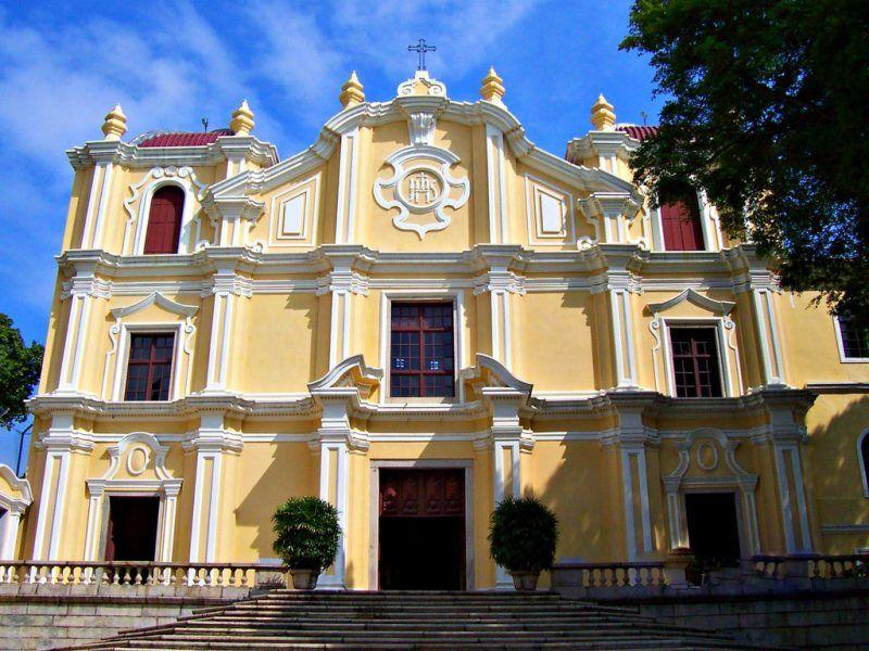 St. Joseph Seminary and Church