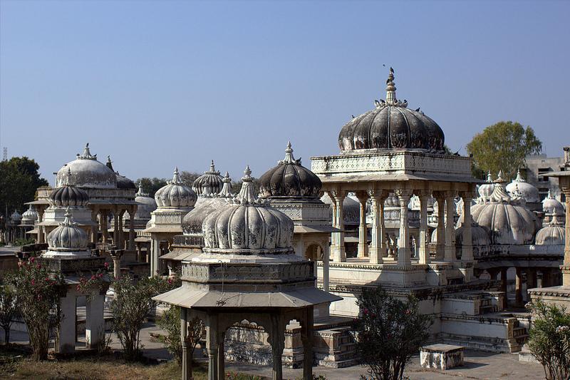 The Tombs At Ahar