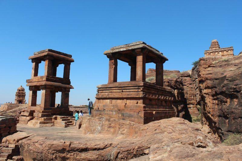 Badami Fort