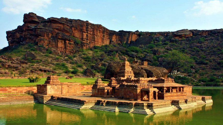 Discover the stunning Badami in Karnataka