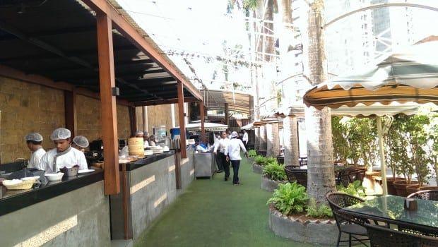 Café at the NCPA