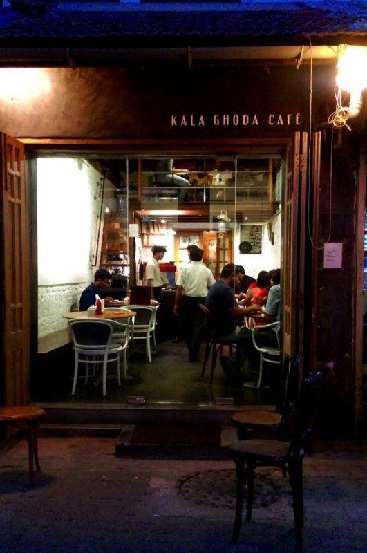 Kala Ghoda Café