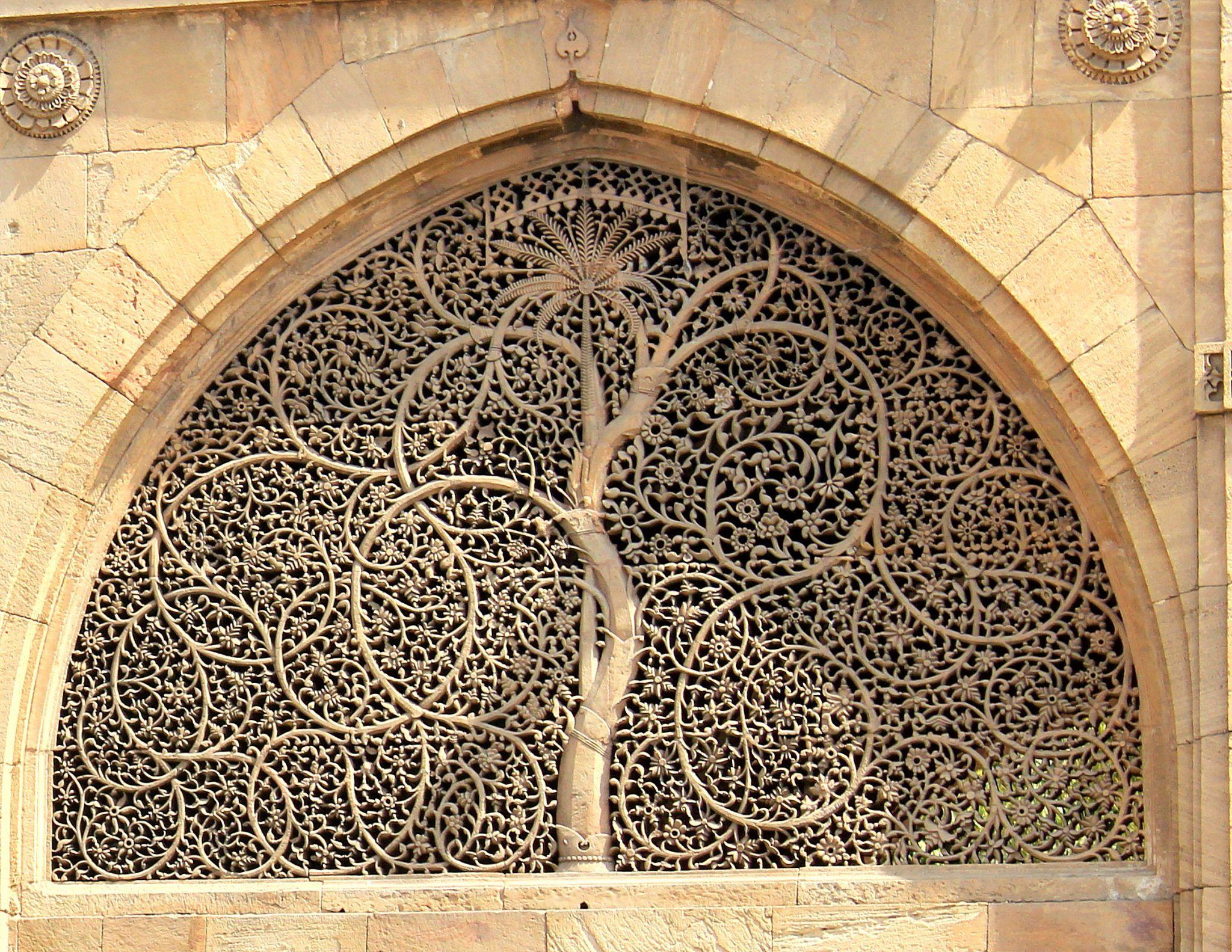 Sidi Saiyad Mosque, Ahmedabad