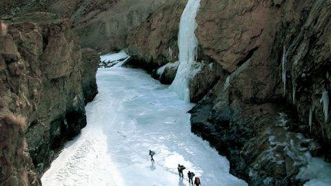 Adventurous winter treks In India!!