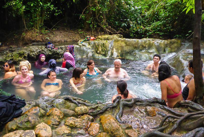 Khlong Thom Hot Springs