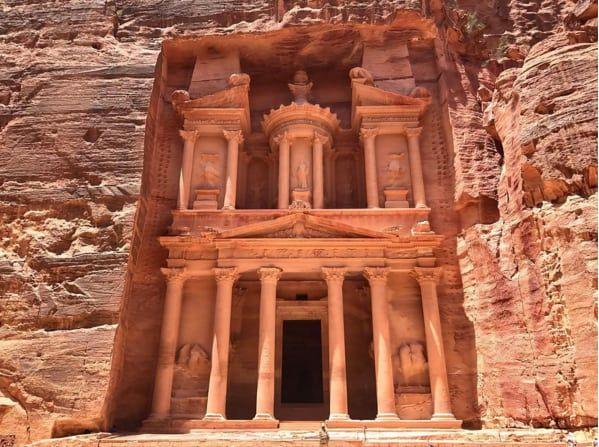 Petra, source-cryptik