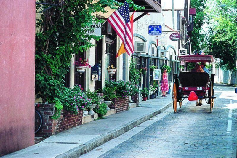 St. Augustine Historic District