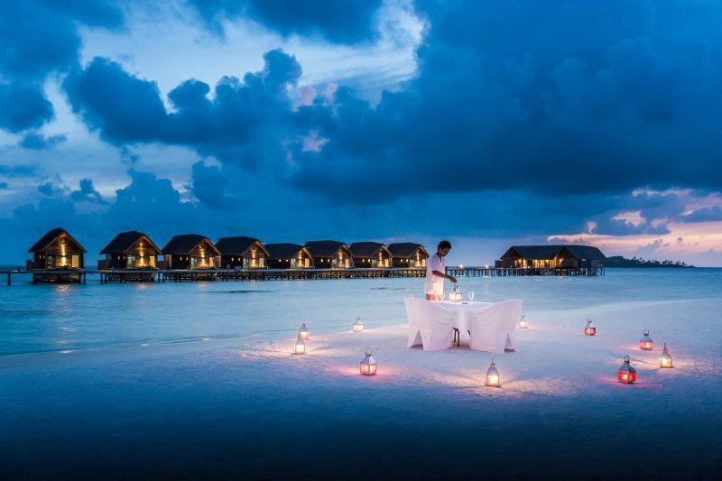 COMO Cocoa Island Resort,