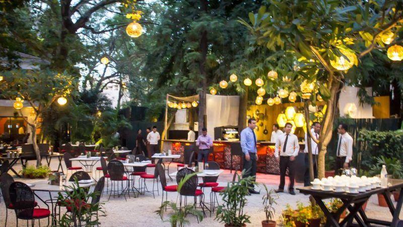Lodi – The Garden Restaurant, Delhi,