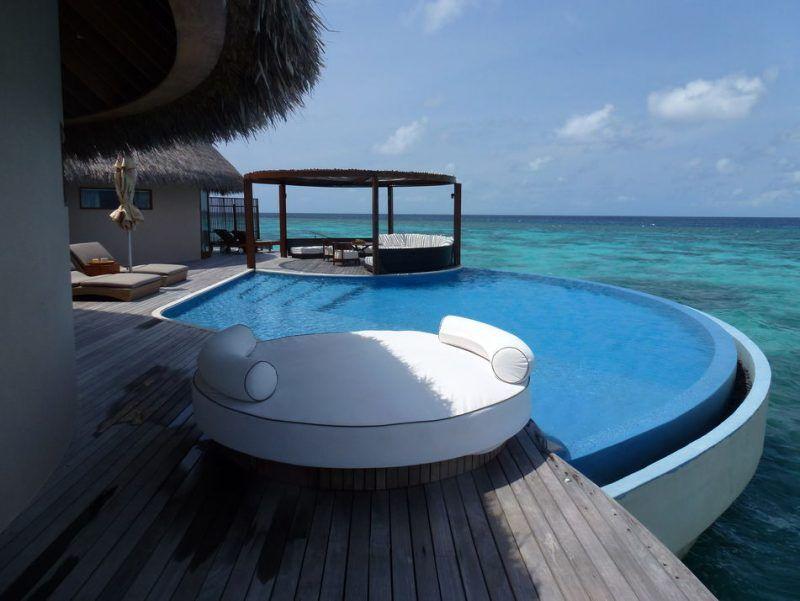 Shangri-la Villingili Resort & Spa, Villingili Island,
