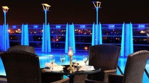 The most romantic restaurants in Jaipur