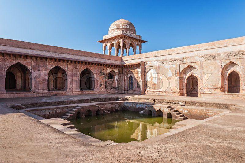 Baz Bahadur's Palace,