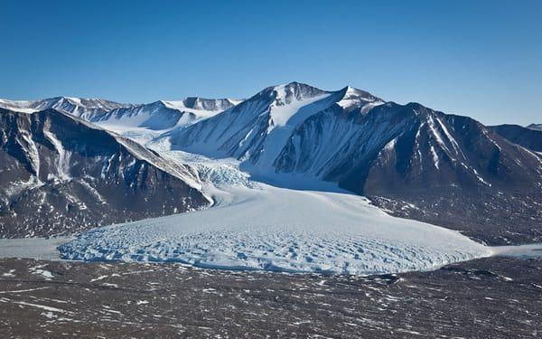 Canada Glacier, Antarctica,
