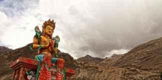 Diskit Monastery,