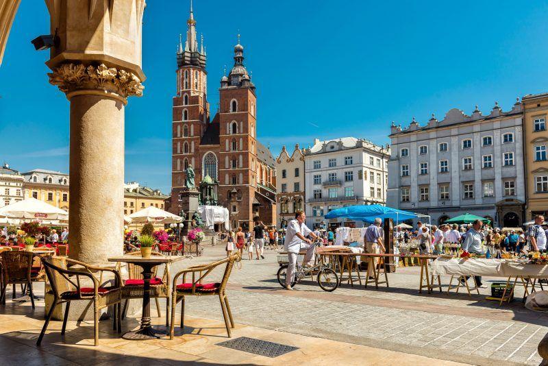 Krakow – Polan,