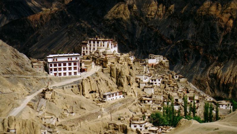 Lamayuru Monastery,