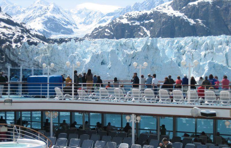 Margerie Glacier, Glacier Bay, Alaska,