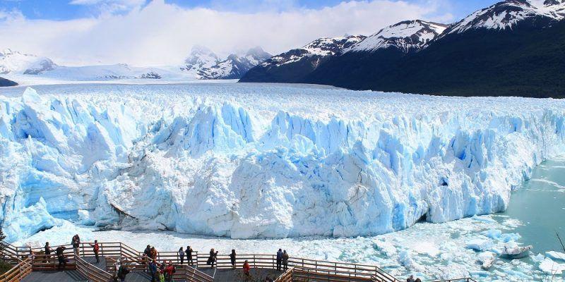 Perito Moreno Glacier, Argentina,