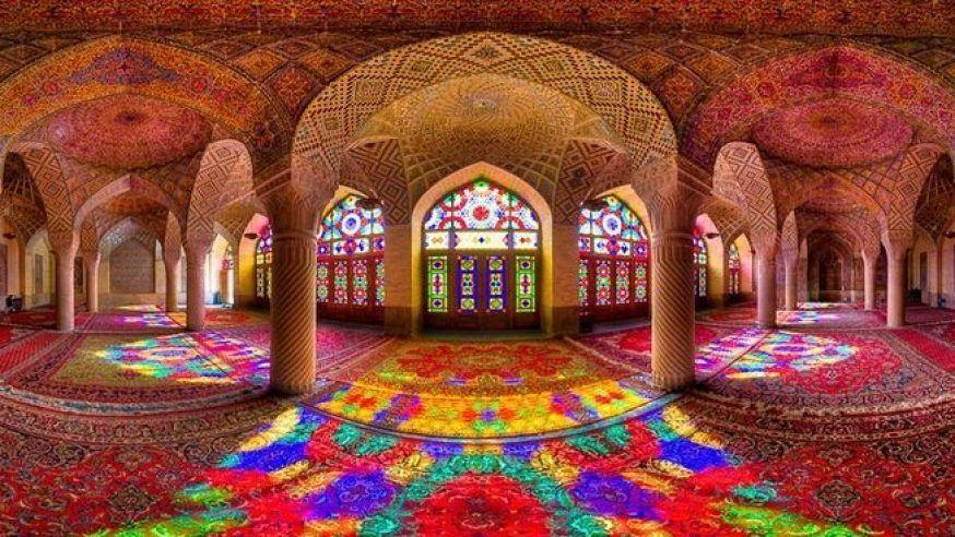 Best tourist destinations in Iran