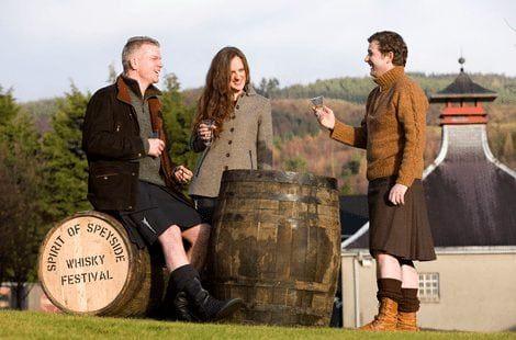 Speyside Whiskey Festival – Scotland,