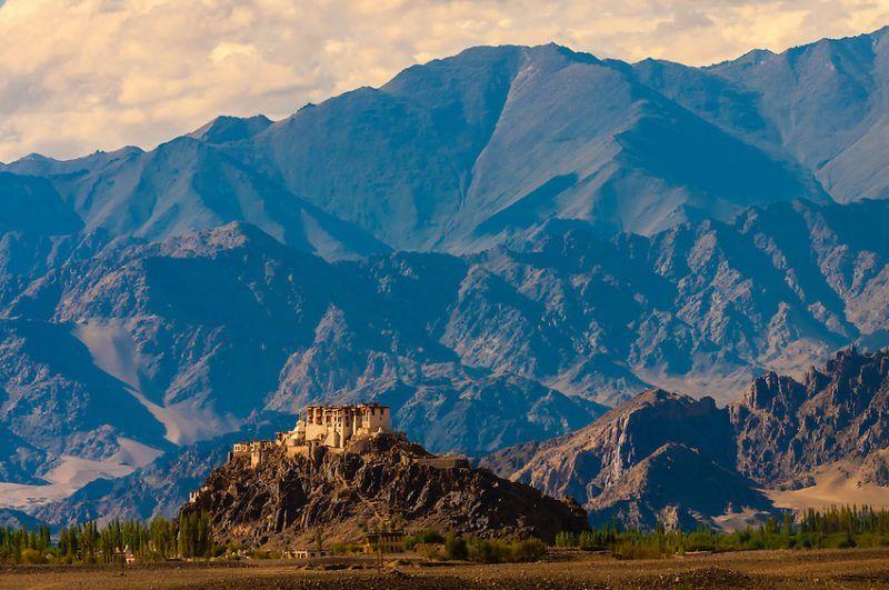 Stakna Monastery,