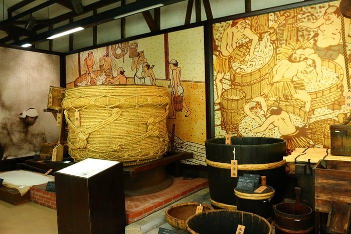 The Gekkeikan Okura Sake Museum,